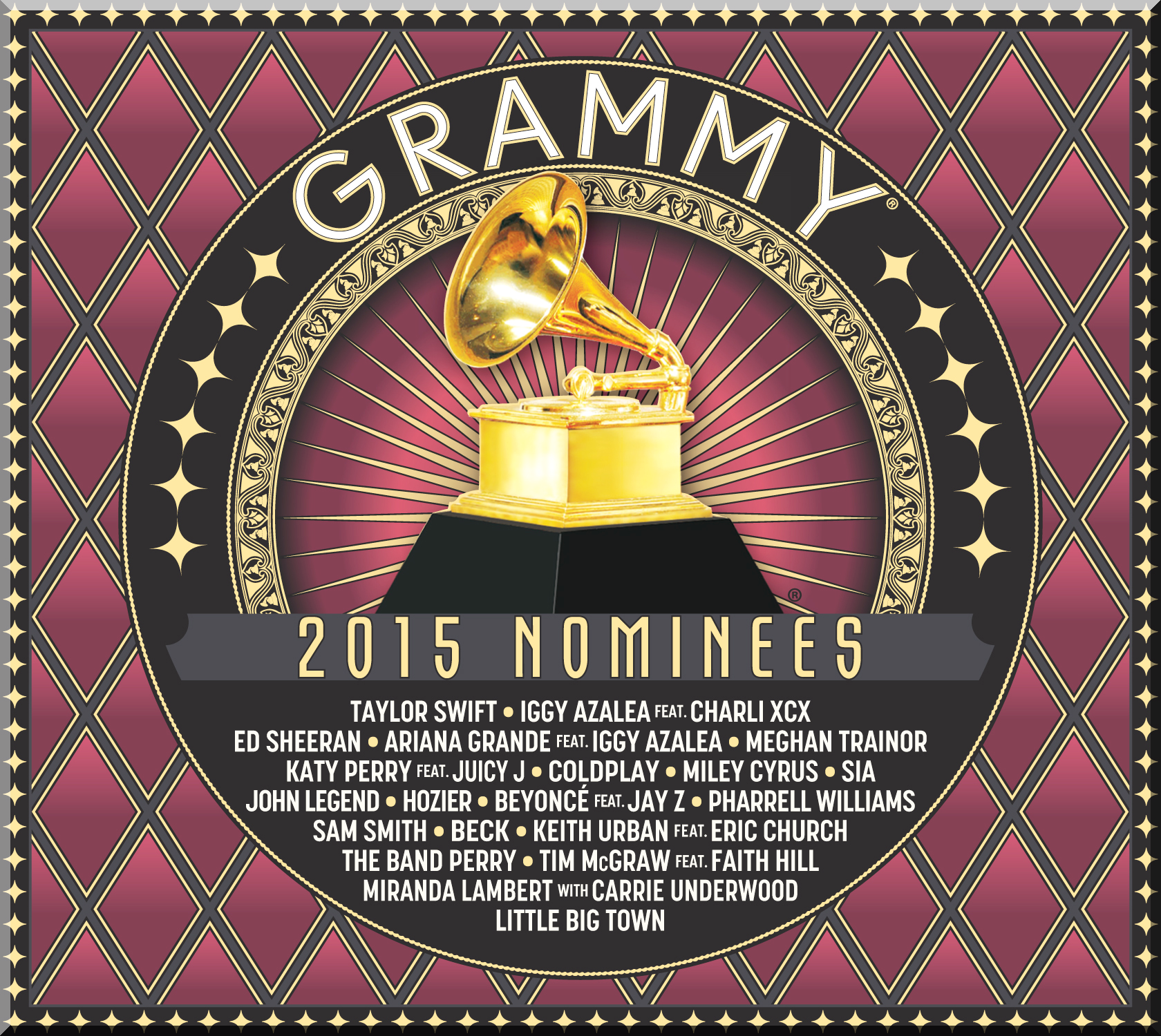 2015 GRAMMY® NOMINEES ALBUM